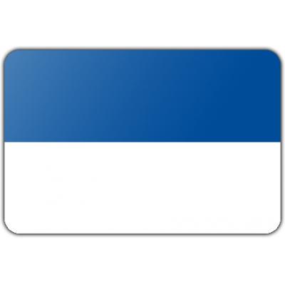 Gemeente Assen vlag (200x300cm)