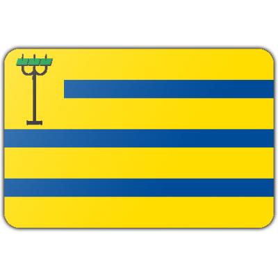 Gemeente Oostzaan vlag (70x100cm)