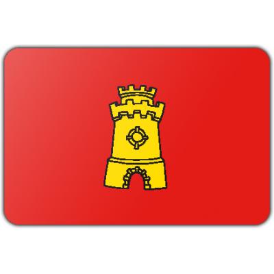 Gemeente Middelburg vlag (200x300cm)