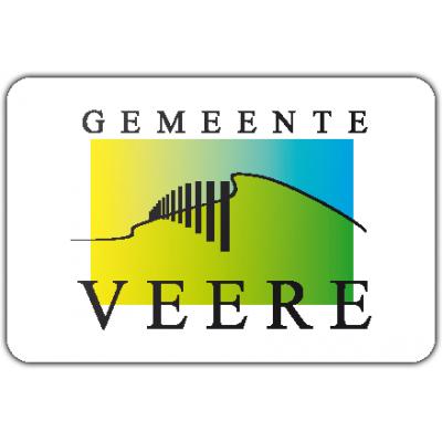Gemeente Veere vlag (70x100cm)