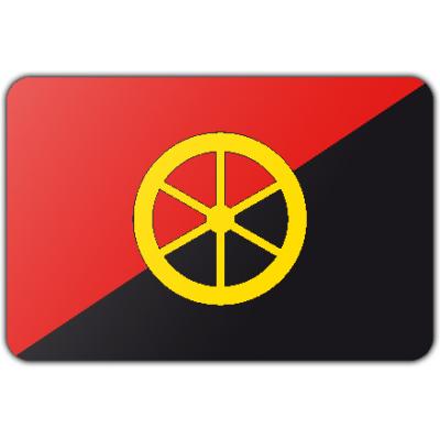 Gemeente Aalburg vlag (70x100cm)