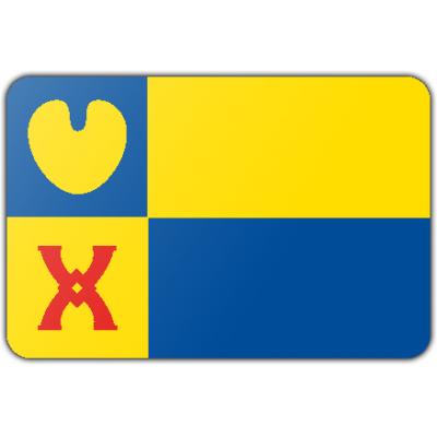 Gemeente Geldrop-Mierlo vlag (70x100cm)