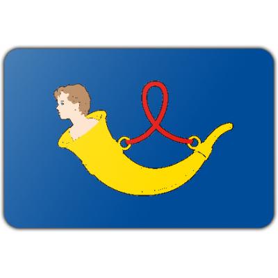 Gemeente Uithoorn vlag (100x150cm)