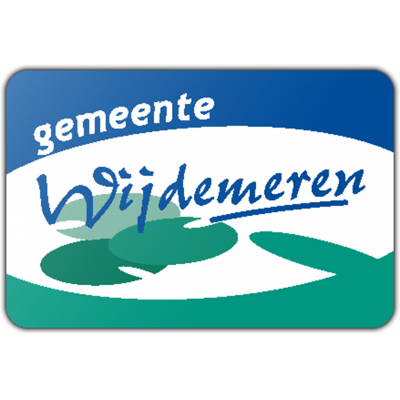 Gemeente Wijdemeren vlag (100x150cm)