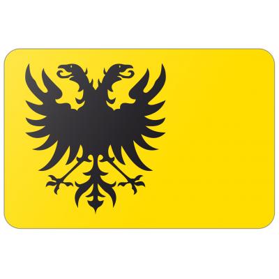 Gemeente Naarden vlag (70x100cm)