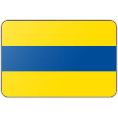 Gemeente Lisse vlag (70x100cm)
