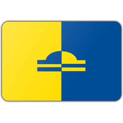 Gemeente Ede vlag (150x225cm)