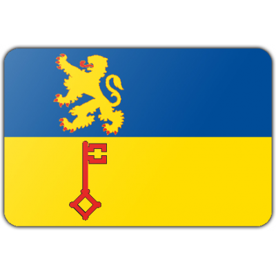 Gemeente Vught vlag (150x225cm)