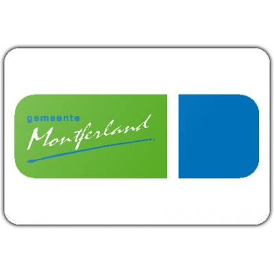 Gemeente Montferland vlag (70x100cm)
