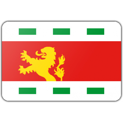 Gemeente Barendrecht vlag (200x300cm)
