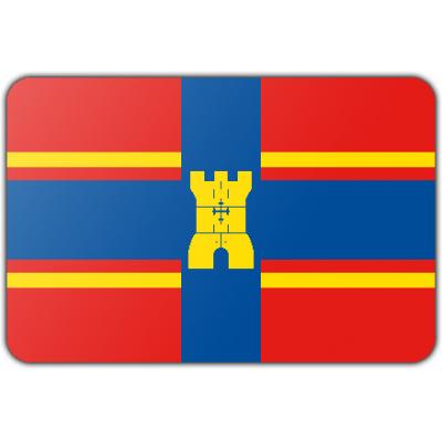 Gemeente Coevorden vlag (200x300cm)