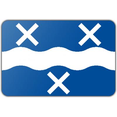 Gemeente Cromstrijen vlag (150x225cm)