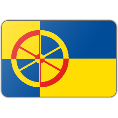 Gemeente Heusden vlag (100x150cm)