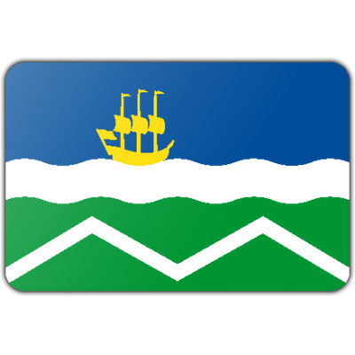 Gemeente Midden-Delfland vlag (200x300cm)