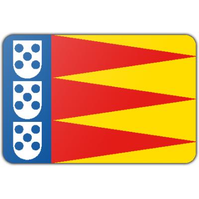 Gemeente Albrandswaard vlag (70x100cm)