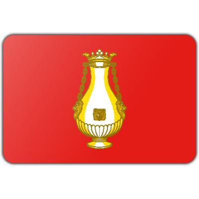Gemeente Vlissingen vlag (150x225cm)