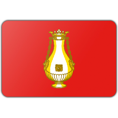 Gemeente Vlissingen vlag (200x300cm)