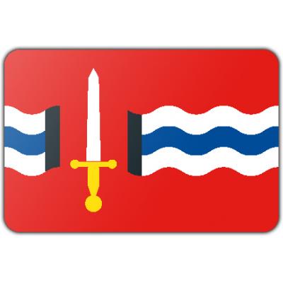 Gemeente Reimerswaal vlag (70x100cm)