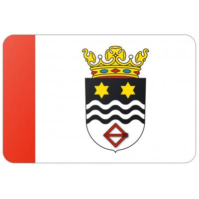 Gemeente Noord-Beveland vlag (70x100cm)