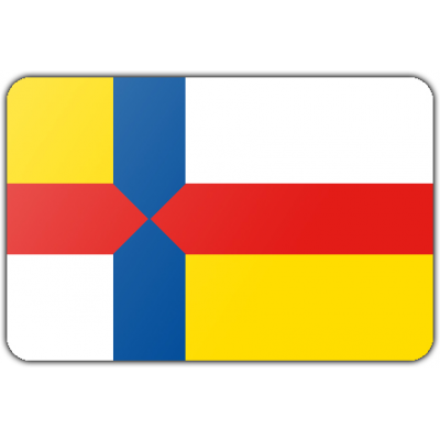 Gemeente Kapelle vlag (200x300cm)