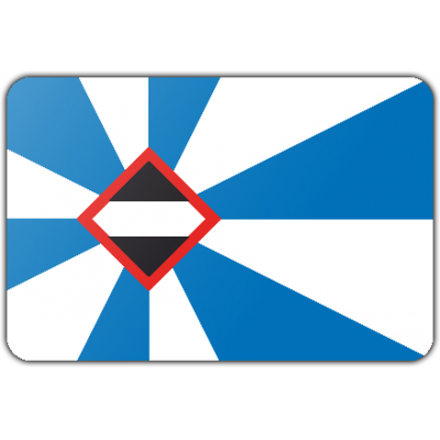 Gemeente Borsele vlag (100x150cm)