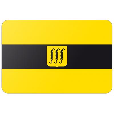 Gemeente Zwijndrecht vlag (200x300cm)