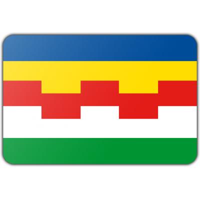 Gemeente Maasdriel vlag (150x225cm)