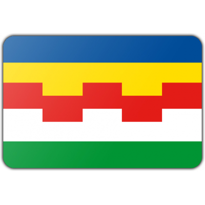 Gemeente Maasdriel vlag (200x300cm)