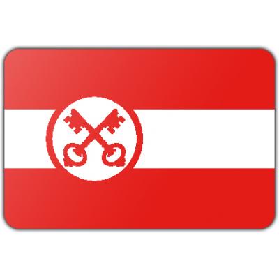 Gemeente Leiden vlag (70x100cm)