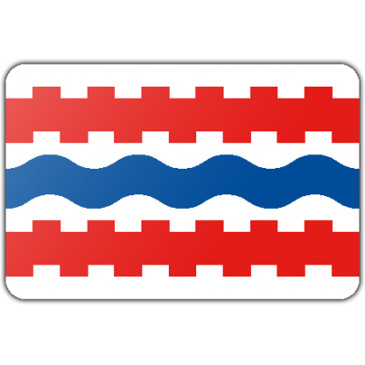 Gemeente Giessenlanden vlag (150x225cm)