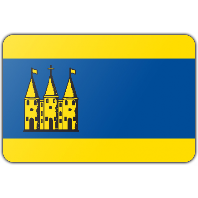 Gemeente Staphorst vlag (70x100cm)
