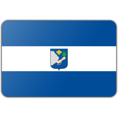 Gemeente Veendam vlag (150x225cm)