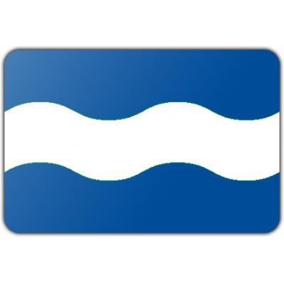 Gemeente Maassluis vlag (100x150cm)
