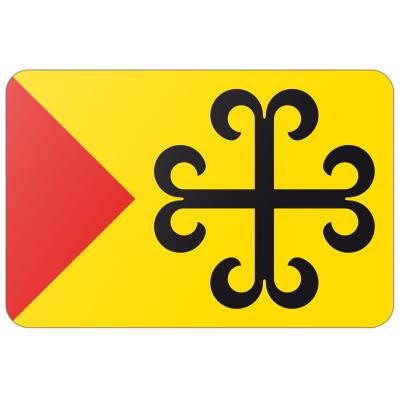 Gemeente Sittard-Geleen vlag (150x225cm)