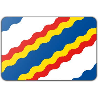 Gemeente Ten Boer vlag (100x150cm)