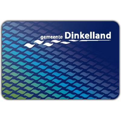 Gemeente Dinkelland vlag (70x100cm)