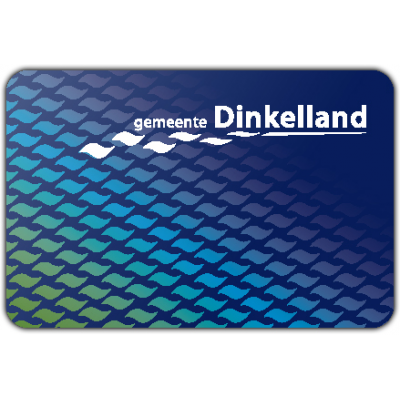 Gemeente Dinkelland vlag (100x150cm)