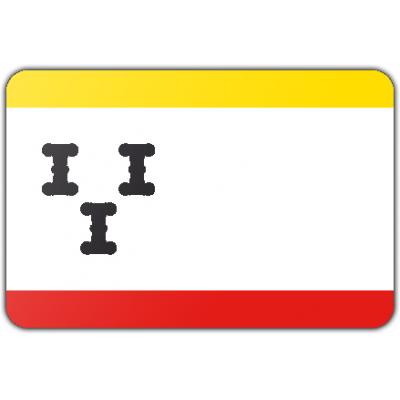 Gemeente Vianen vlag (200x300cm)