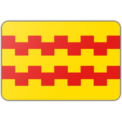 Gemeente Leerdam vlag (100x150cm)