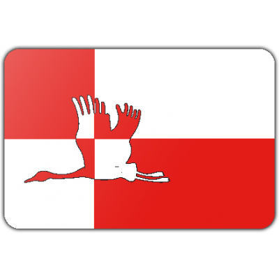 Gemeente Cranendonck vlag (150x225cm)