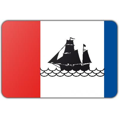 Gemeente Pekela vlag (70x100cm)