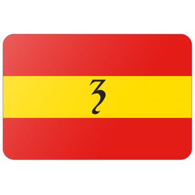 Gemeente Zevenaar vlag (200x300cm)