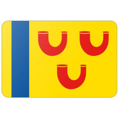 Gemeente Leudal vlag (100x150cm)