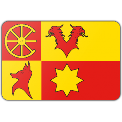 Gemeente Nieuwkoop vlag (100x150cm)