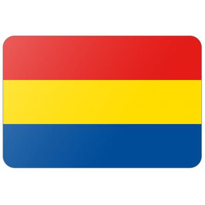 Gemeente Vlaardingen vlag (70x100cm)