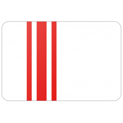 Gemeente Oisterwijk vlag (70x100cm)
