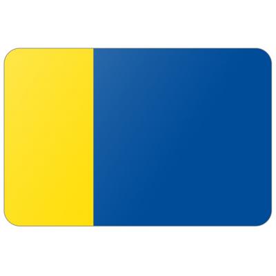 Gemeente Uden vlag (70x100cm)
