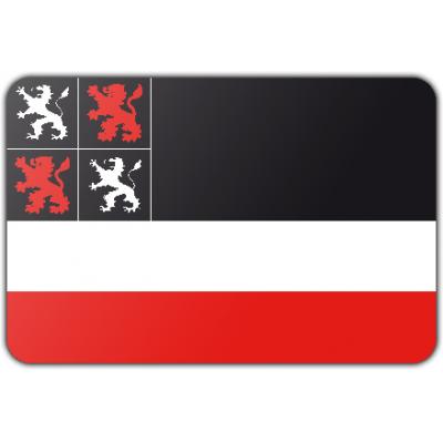 Gemeente Uitgeest vlag (150x225cm)