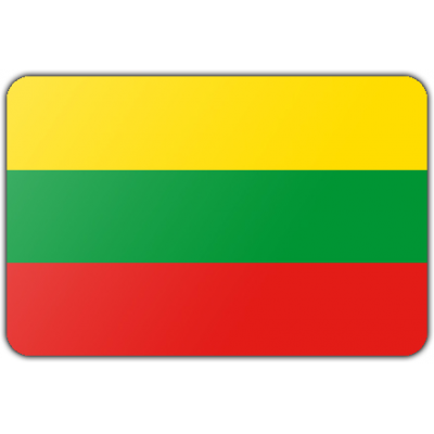 Gemeente Hillegom vlag (70x100cm)