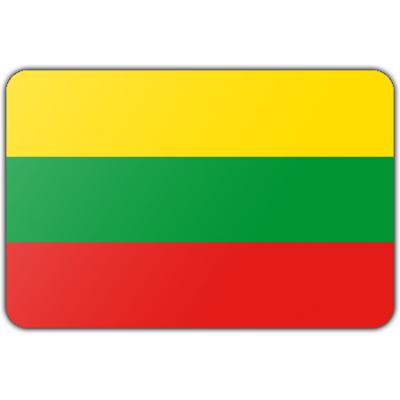 Gemeente Hillegom vlag (150x225cm)